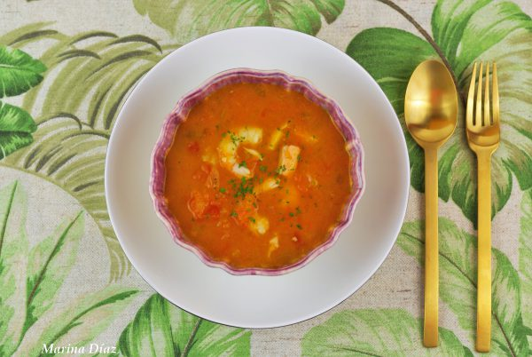 Recipe sicilian soup fish