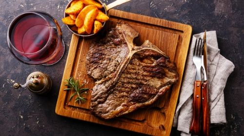 T-bone Steak, el as de los cortes americanos